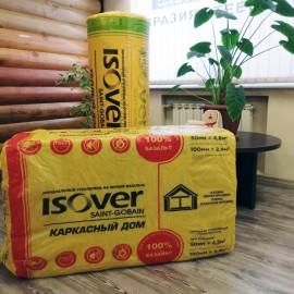 ISOVER Каркасный дом фото с сайта est.kz