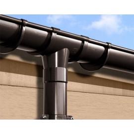 Металлическая водосточная система - компания Евразия Steel Trade