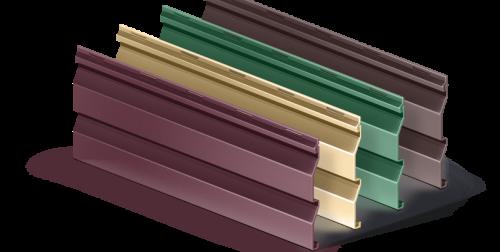 Металлосайдинг: современные материалы для качественной внешней отделки - фото с сайта est.kz